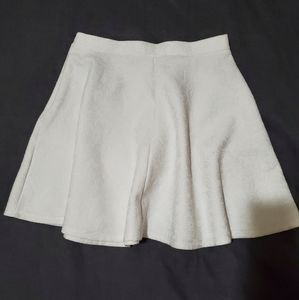 Abercrombie & Fitch Skirts - Ivory White Flowy Lace Skirt Women's